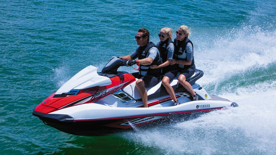 New For 2017 Is The Yamaha Fx Limited Svho That Designed Active Watersports Family Who Looking Most Complete Package In A Luxury