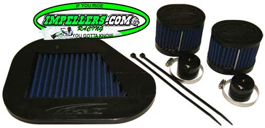 R&D Ultra Air filter kit Ultra 250 260 300 310
