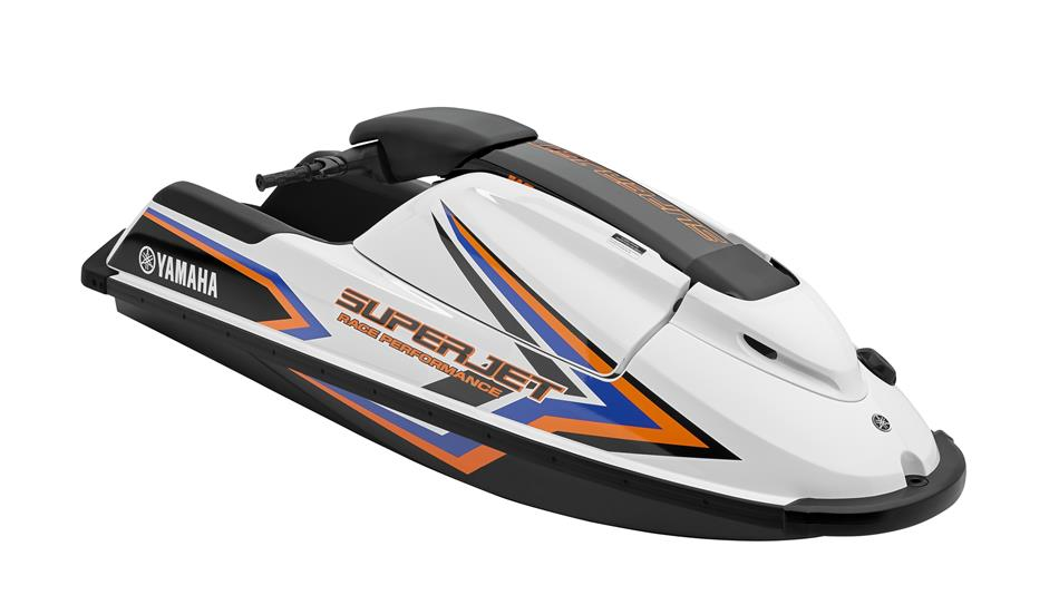 2016 Yamaha Superjet Watercraft