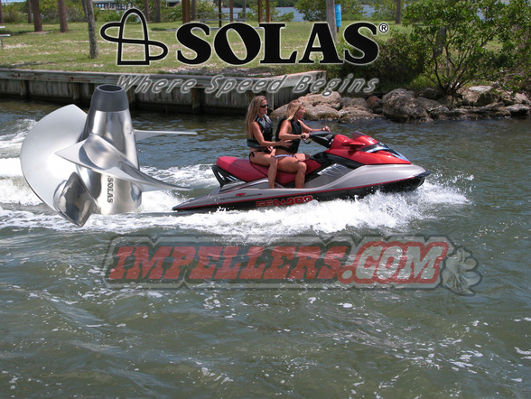 Sea Doo impeller at wholesale prices Seadoo impellers - Impellers