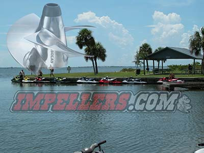 Sea Doo impeller at wholesale prices Seadoo impellers
